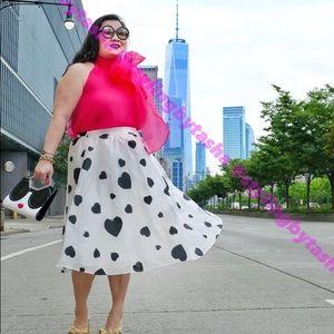 NWT Zara organza top In Women's